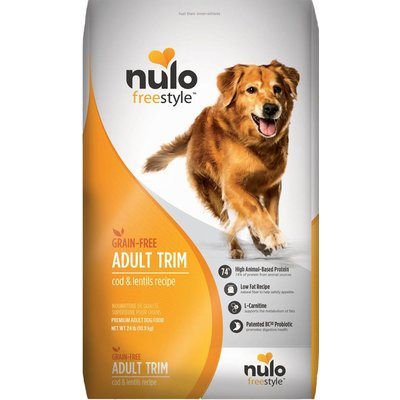 Nulo Nulo Dog Trim Cod & Lentils 24#