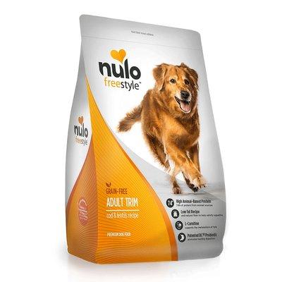 Nulo Nulo Dog Trim Cod & Lentils 4.5#