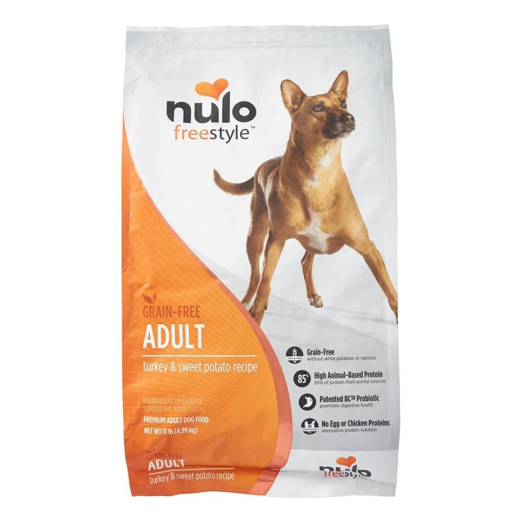 Nulo Nulo Dog Turkey & Sweet Potato 11#