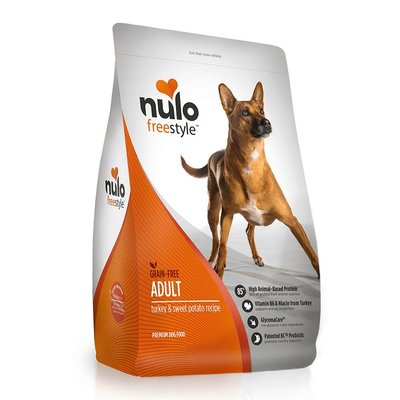 Nulo Nulo Dog Turkey & Sweet Potato 4.5#
