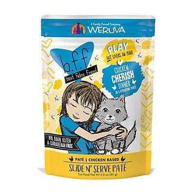 WERUVA WIIC BFF PLAY CHERISH PCH 3OZ