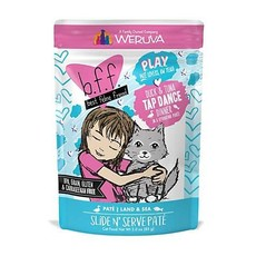 WERUVA BFF PLAY TAP DANCE PCH 12/3OZ