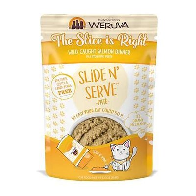 WERUVA WIIC THE SLICE IS RIGHT 2.8oz