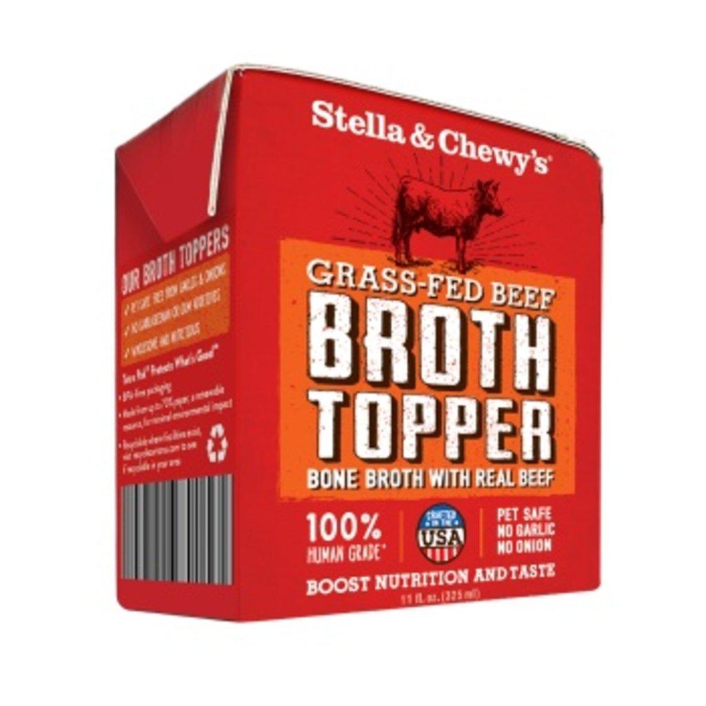 Stella and Chewys STELLAD STELLA'S BROTH BEEF 11OZ
