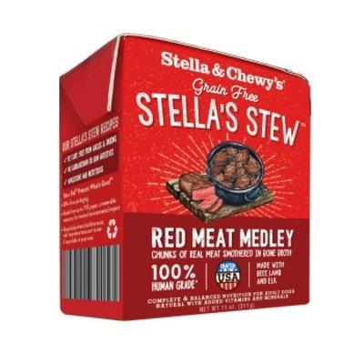 Stella and Chewys STELLAD STEW RED MEAT MEDLEY 11OZ