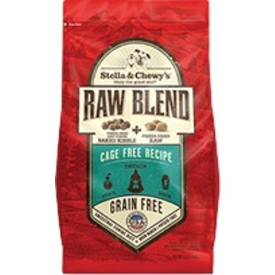 Stella and Chewys STELLAD RAW BLEND CAGE FREE 10#