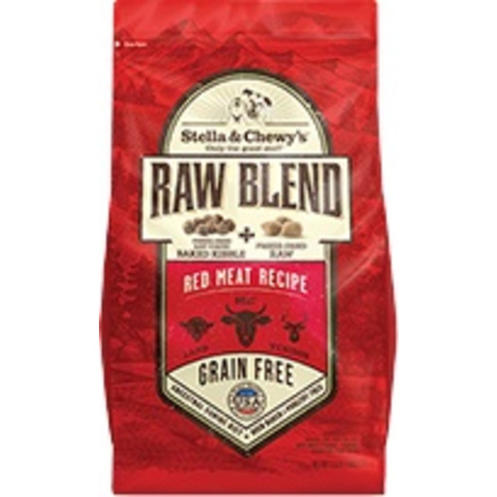 Stella and Chewys STELLAD RAW BLEND RED MEAT 22#