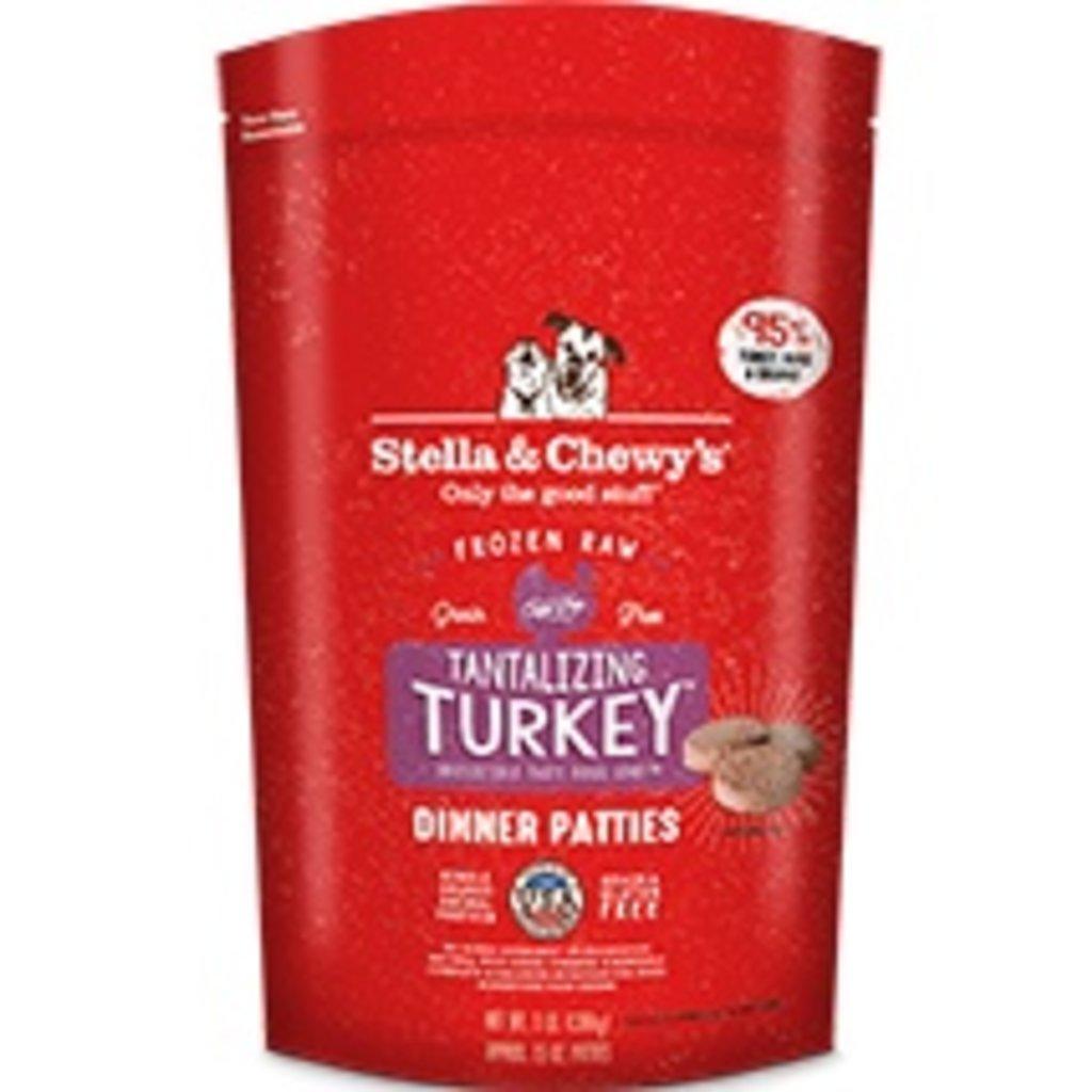 Stella and Chewys STELLAD FROZEN TURKEY 3#