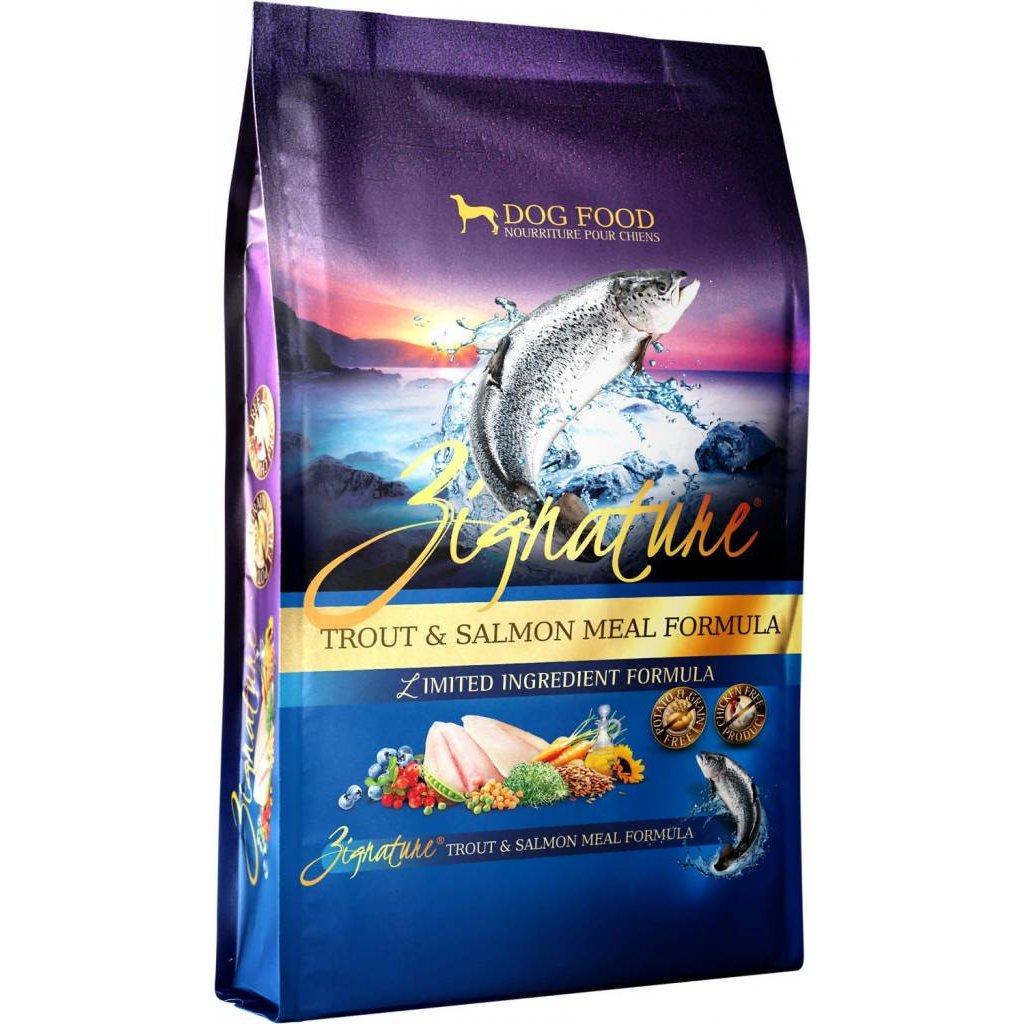 Zignature Zignature Wild Trout & Salmon 13.5#
