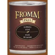 Fromm FROMMD TURKEY PATE 12.2oz