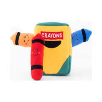 ZIPPY PAWS CRAYON BURROW