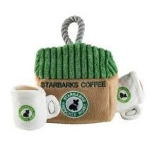 Satrbarks Coffee House Interactive Toy