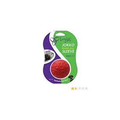 Loopies jokko ball sleeve red