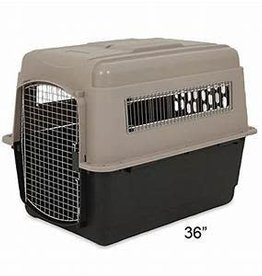 Petmate 36in Vari Kennel Ultra Tp/Bk
