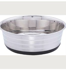 Nourish Stainless Steel Heavy Fashion Bowl