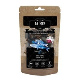 DogIt La Mer by Dogit Natural Fish Chew for Dogs - Dried Herring - 80 g (2.8 oz)