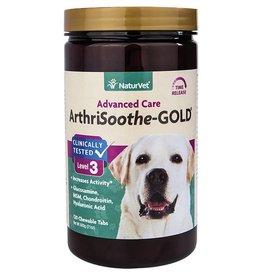 NaturVet NaturVet ArthriSoothe-Gold Chewable 90