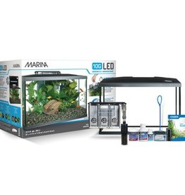 Marina Marina LED Aquarium Kit, 10 gal.