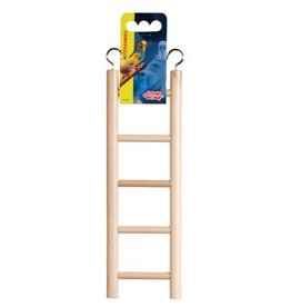 LIVING WORLD Living World Wooden Ladder, 5 Steps