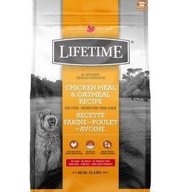 Lifetime LIFETIME DOG Chicken & Oatmeal  11.4kg