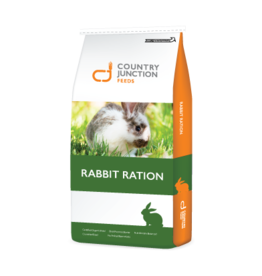 Country Junction Feeds Rabbit Ration - Pellet
