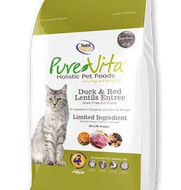 NUTRISOURCE PureVita GF Duck Lent Cat  6.6lb