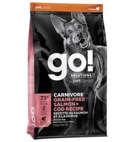 Go! MAR-GO! Carnivore GF Salmon & Cod 22LB