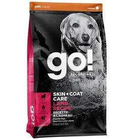 Go! GO! Skin & Coat Lamb Recipe 25LB