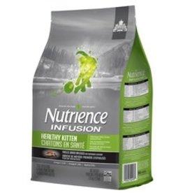 NUTRIENCE Nutrience Infusion Healthy Kitten - Chicken - 1.13 kg (2.5 lbs)
