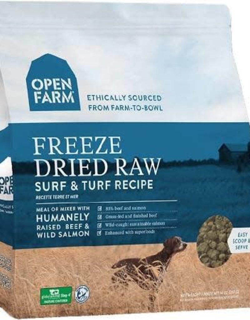 Open Farm OPENFARM D FZD SURF TURF 13.5OZ