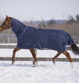 Canadian Horsewear Canadian Horsewear Diablo Turnout Navy 300 gm fill