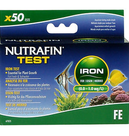 Fluval Iron (0.0-1.0 mg/l) for Fresh & Saltwater