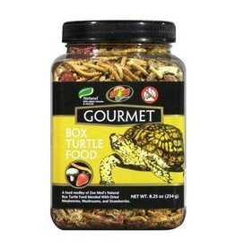 ZOO MED LABORATORIES ZOOMED Gourmet Turt Food 8.25oz
