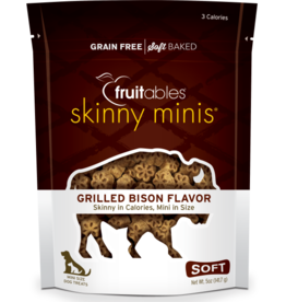 Fruitables Fruitables Grilled Bison 5 oz