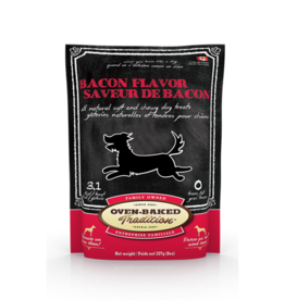 Oven-Baked Tradition Oven-Baked Tradition Dog Treat Bacon 8 oz