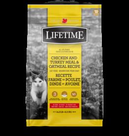 Lifetime TROUW NUTRITION LIFETIME CAT CHICKEN/TURKEY/OATMEAL 6.5kg