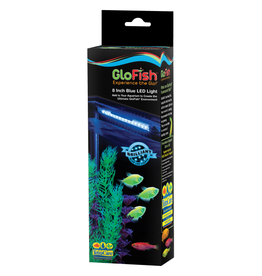 GloFish Tetra 8 inch GloFish Blue LED Light Stick