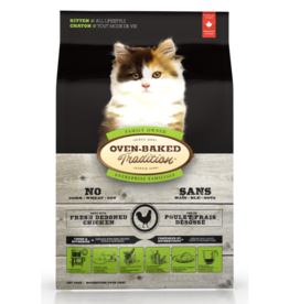 Oven-Baked Tradition Oven-Baked Tradition Cat Kitten 2.5 lb
