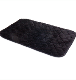 """PRECISION PET PRODUCTS Precision 2000 SnooZZy Sleeper 23 x 17"""" Black"""