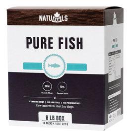 Naturawls Naturawls Raw Pure Salmon & Trout 12/227GM