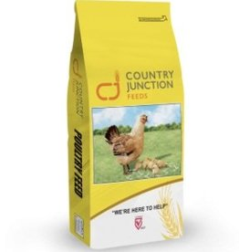 Country Junction Feeds Cracked Chicken Scratch 20kg