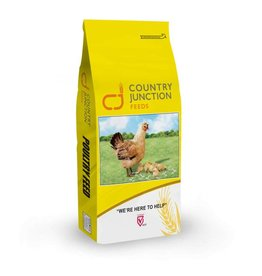 Country Junction Feeds 20% Chicken Starter - Crumbles 20kg