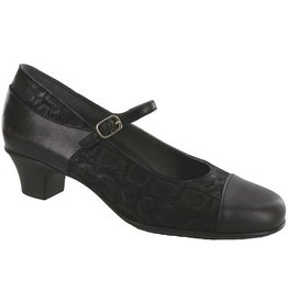 SAS Shoes Isabel Black / Snake