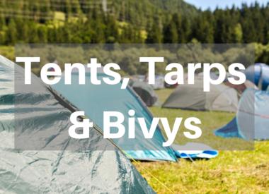 Tents, Tarps, Bivys & Accessories