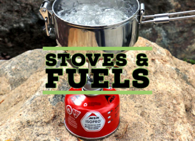 Stoves & Fuels