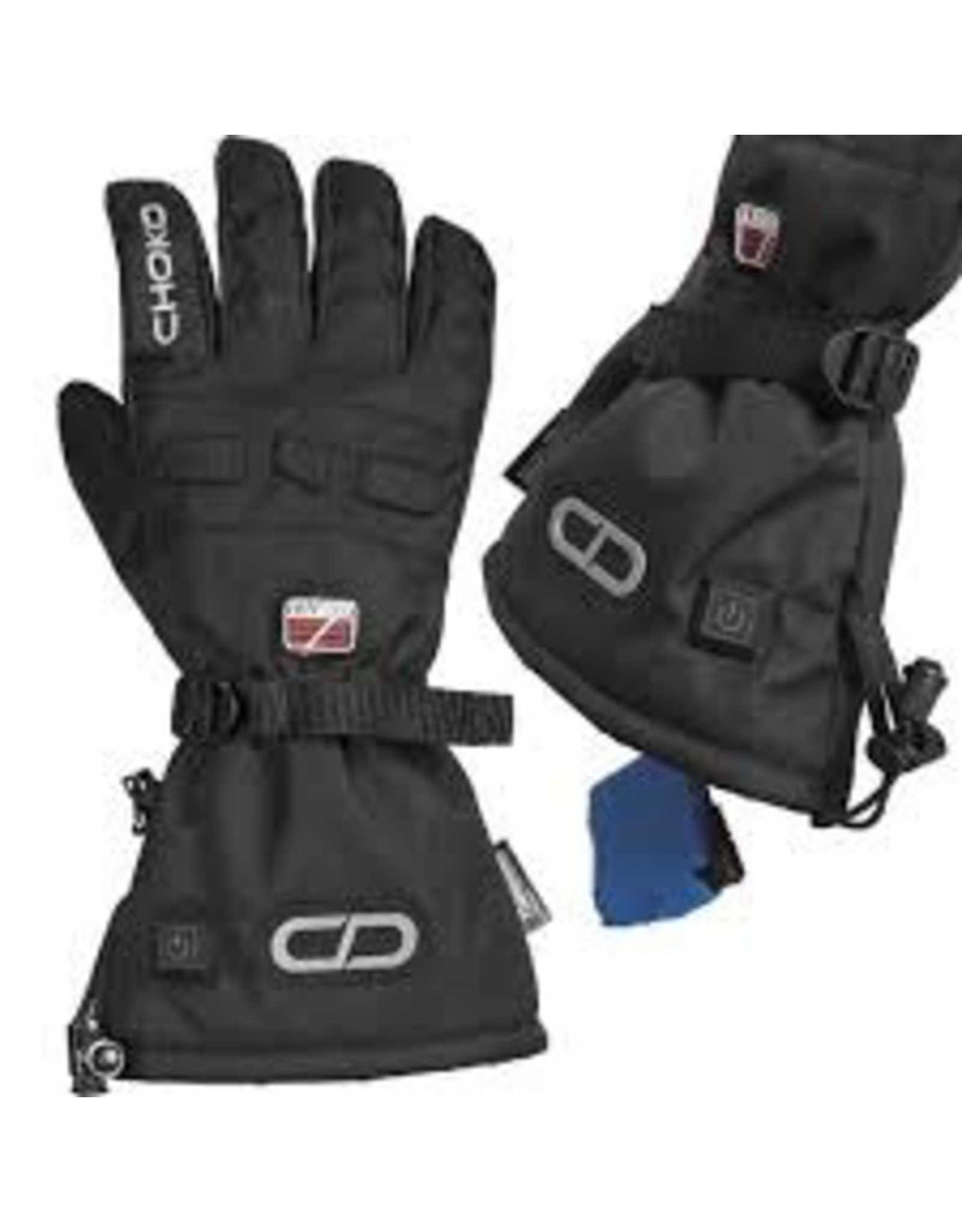 Choko Choko Cordura Heated Ladies Gloves