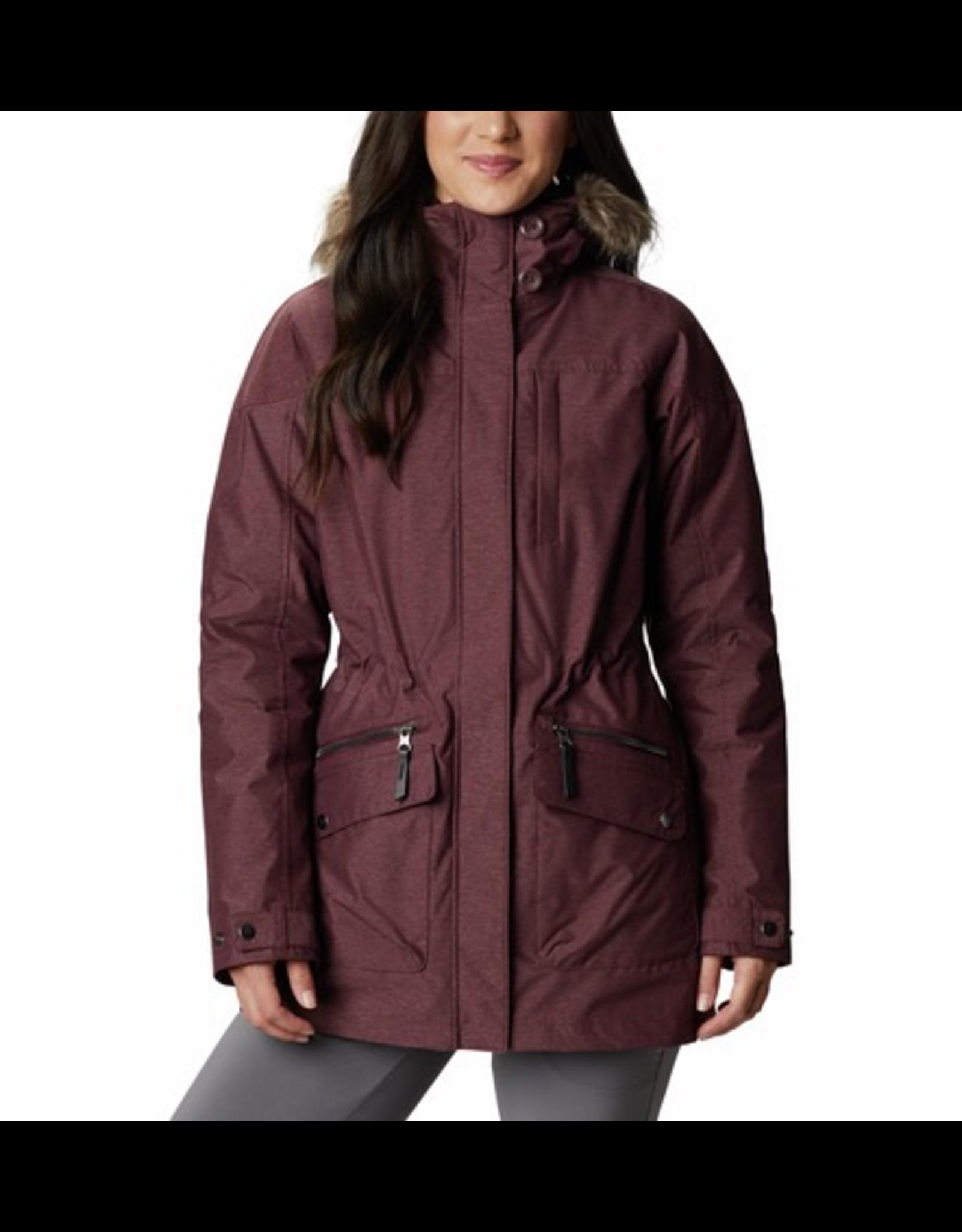 Columbia Columbia Women's Carson Pass Interchange Jacket