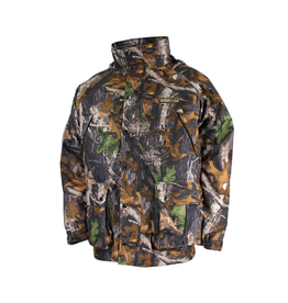 GKS GKS Mens 6 in 1 Waterproof/Breathable Hunting Jacket with Detachable Hood