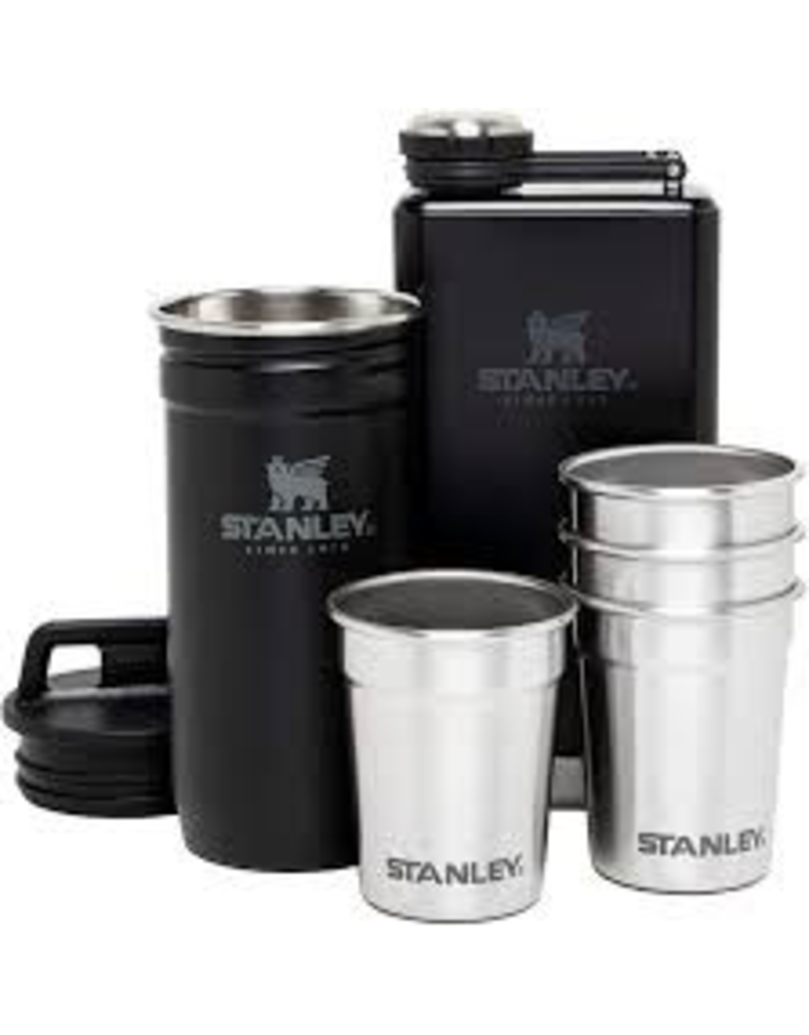 Stanley Stanley Adventure Shot Glass Gift Set Matte Black