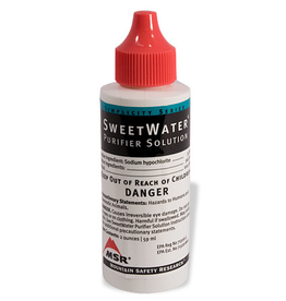 MSR MSR SweetWater Replacement Water Purifier Solution